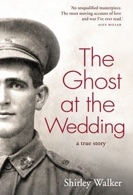 Book cover - A Ghost at the Wedding