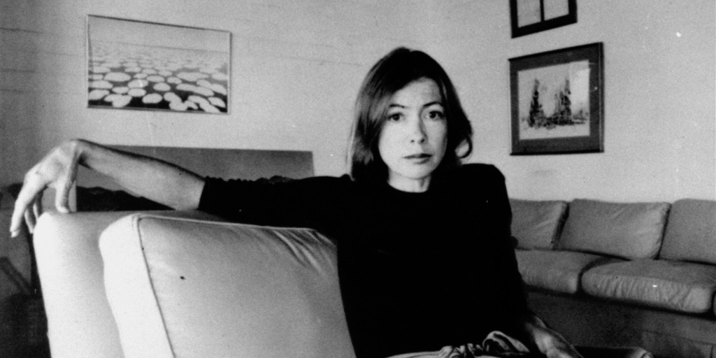 read joan didion essays online Literally the best thing ever: joan didion joan didion's essays—about the heavy vibes and dismal it really makes me want to read joan didion's books.